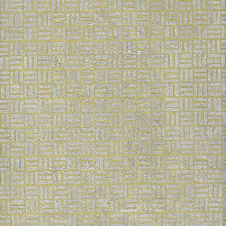 Papier népalais Criss-cross anis