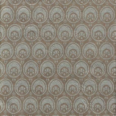 Papier népalais Otto grège