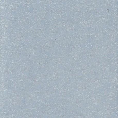 Papier népalais Feux d'artifices bleu pastel