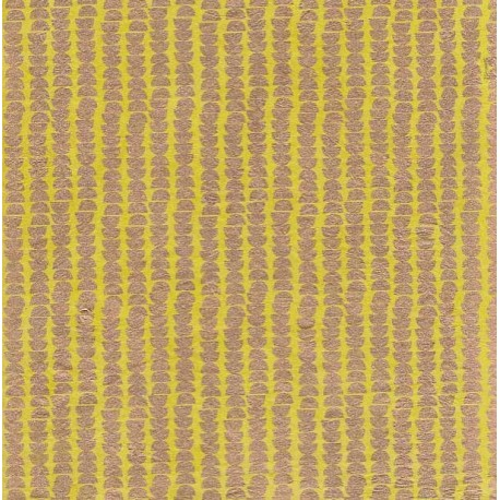 Papier népalais Potato jaune
