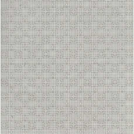 Papier népalais Seventies gris