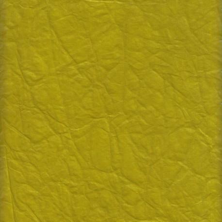 Papier népalais translucide tramé marron