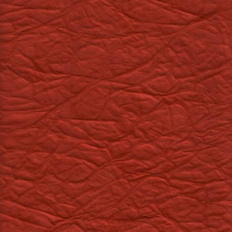 Papier népalais translucide tramé anis