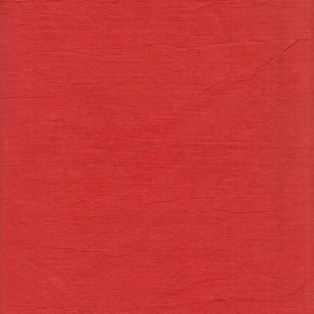 Papier Lokta sur coton turquoise