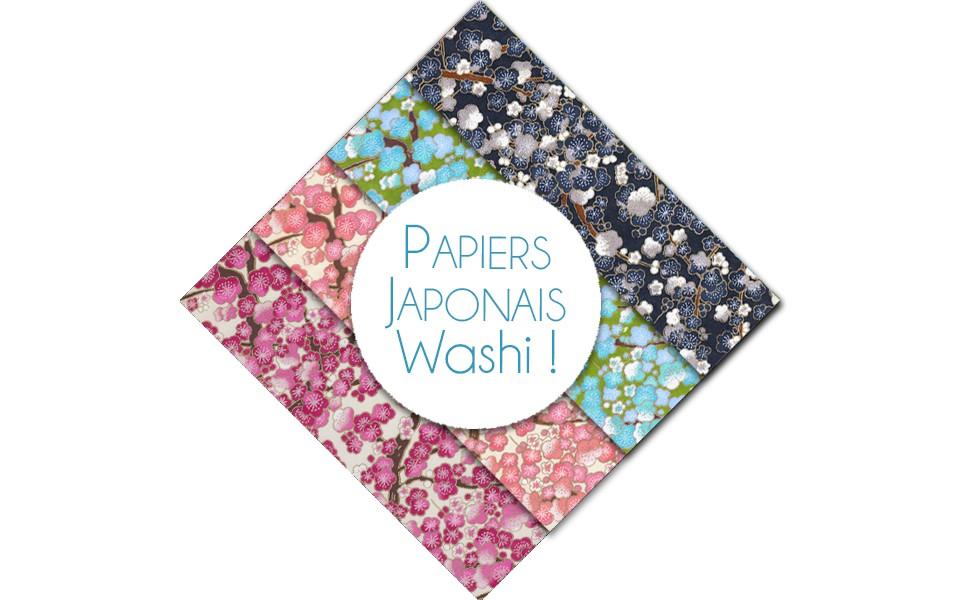Les papiers japonais !!